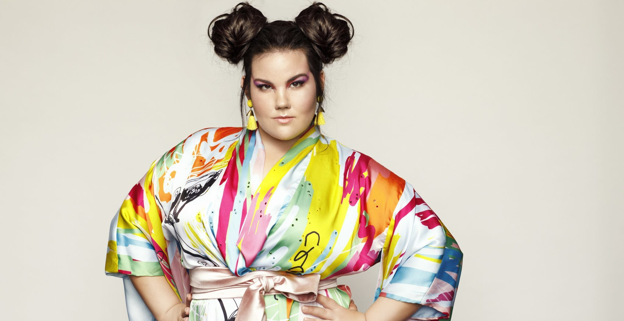 "Netta Barzilai – ""I don't sing beautifully"""