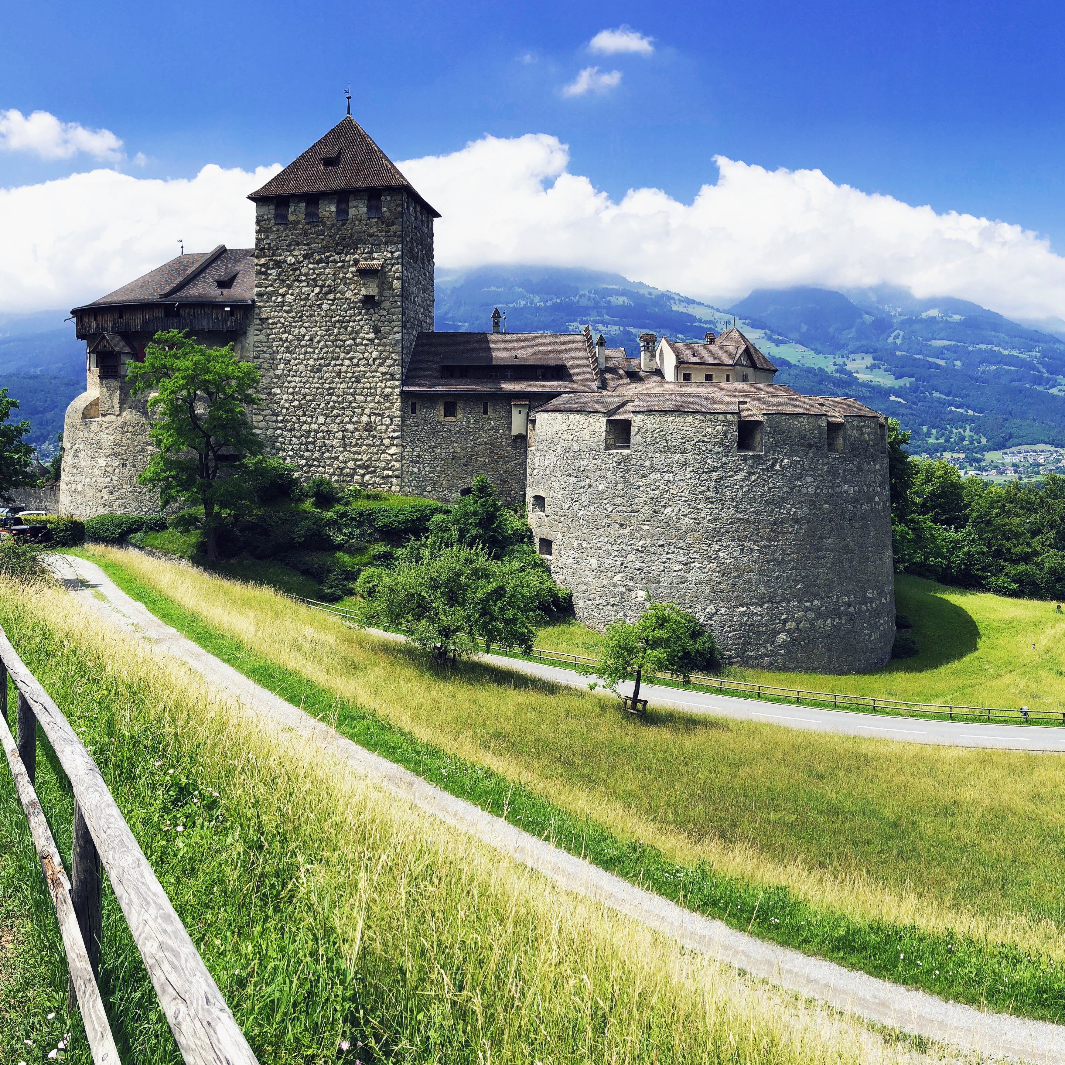 The absolute microstate of it – a day trip to Liechtenstein