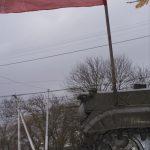 Tank monument, Bender