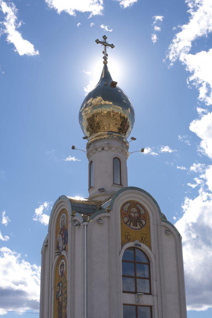 Monastery in Tiraspol