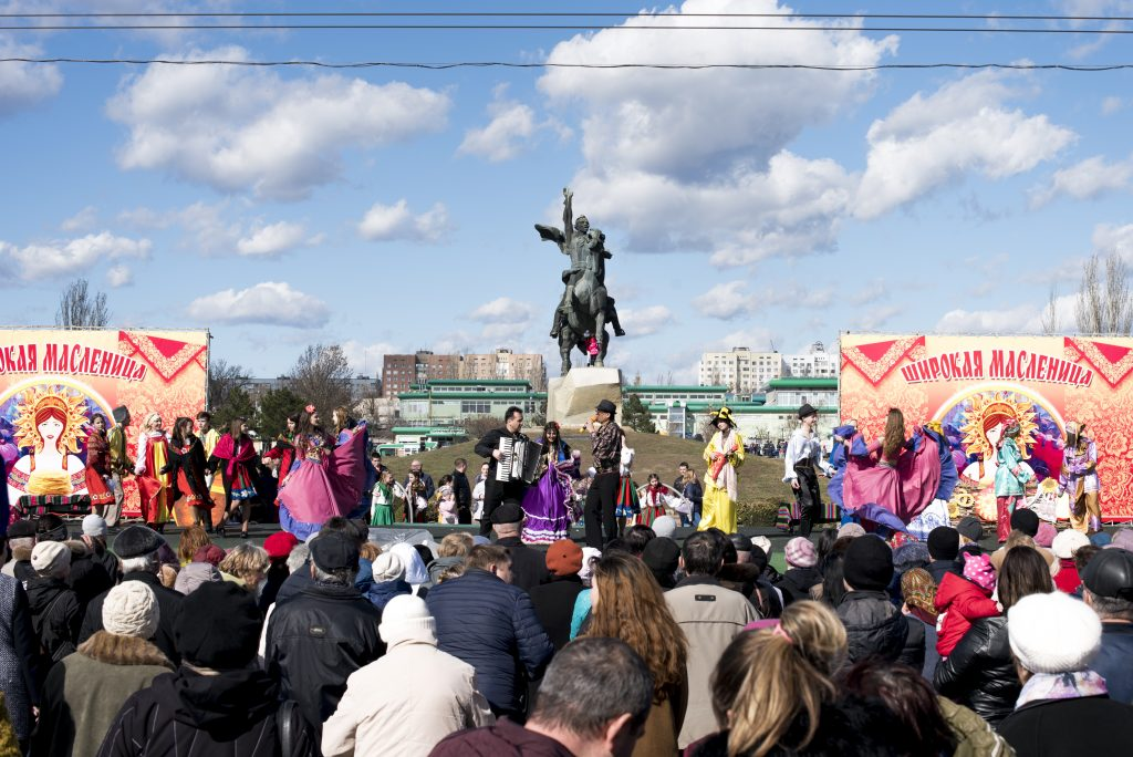 Maslenitsa celebrations