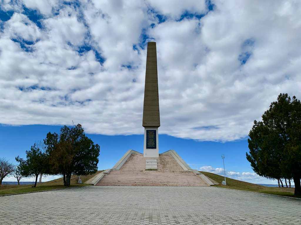 Monument to Jassy–Kishinev Offensive