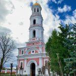 Chițcani Monastery
