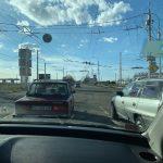Into Transnistria