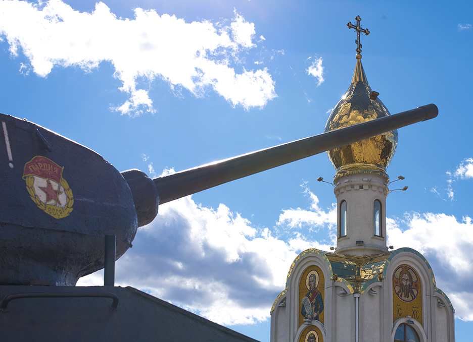 Breakaway from Moldova: visit Transnistria